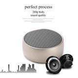 Erstklassiger mini beweglicher Bluetooth drahtloser Stereolautsprecher für Telefon