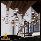 Iluminação moderna decorativa interna do pendente (KASG100-21)