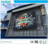 P10 P16 impermeabilizzano lo schermo della parete di pubblicità esterna LED dello schermo di visualizzazione