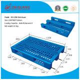 HDPE паллета 1200*800*160mm EU Static подноса 2-4ton стандартного пластичного пластичный для продуктов пакгауза