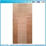 Contre-plaqué horizontal et vertical de panneau de la porte 3X7'size de peau de porte