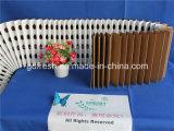 Papel de filtro plissado tipo V (fabrico) , Filtros-acordeão (antiflaming)