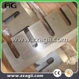 Funcionamiento sencillo astillas de madera de disco de los registros de la máquina para la rama de árbol