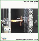 Automatique Glow Wire Plastic Materials Machine de test d'inflammabilité