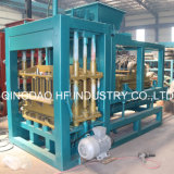 Machine de fabrication de briques complètement automatique de l'argile Qt4-16