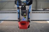 Cer-Holzbearbeitung CNC bearbeitet 4 Mittellinie CNC-hölzernen Fräser 1325 maschinell