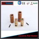Chaufferette en céramique flexible de garniture de Pwht avec le Camlock de qualité