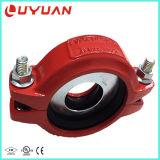 Le collier du tuyau cannelé pour système de sécurité incendie avec FM Homologations UL