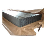 亜鉛シートによって電流を通される波形の屋根ふきシート