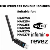 Jynxbox、DVB、IPTVのための150Mbps Ralink 5370 USB WiFi Stick WiFi Adapter Dongle