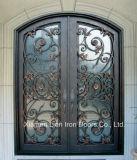 Конструкция с возможностью горячей замены пожарной безопасности металла с рейтингом наружной железной двери