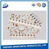 Soem-Edelstahl-Selbsthalter-Metalteile stempelnder/maschinell bearbeitenservice