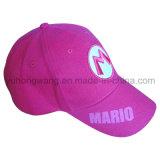 O boné de beisebol do engranzamento, Snapback ostenta o chapéu com bordado
