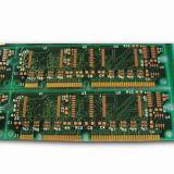 중국에서를 위한 고품질 주문을 받아서 만들어진 Fr4 PCB 회의 또는 제어기 보드를 위한 회로판