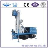 Installatie van uitstekende kwaliteit van de Put van het Water van Xitan ydl-200dx de Hydraulische