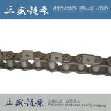 Chaînes de convoyeur creuses de chaînes de Pin avec des nécessaires de pignon