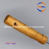rouleau en plastique de diamètre de longueur de 100mm pour FRP