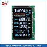 알루미늄 LCD Tn 특성 회색 Backgroud 전시에 의하여 주문을 받아서 만들어지는 LCD 모듈