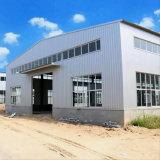 Entrepôt de structure métallique de tôle de nouveau produit grand