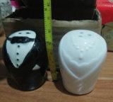 게스트 소금후추병 세트를 위한 결혼식 호의 그리고 선물