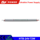 24V 3A 72W 가벼운 상자 광고를 위한 Ultrathin 전력 공급