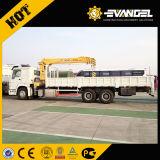 10 Hochkonjunktur-Kran des Tonnen-LKW eingehangener Kran-Sq10zk3q Kunckle