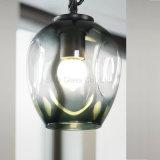 Hellgrünes Handblown Glas für Lampen-Kontaktbuchse I077 der hängenden Lampen-E27