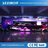 Un alto contraste P10mm LED integrada Alquiler exterior vallas publicitarias con buena calidad