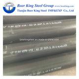 """Tubo d'acciaio senza giunte di nero di carbonio di api 5L X60 X70 X80 12 """" Sch 40/Tubo per la struttura d'acciaio"""