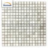 Qualitäts-grauer gute Qualitätsnatur-Stein-neues helles hölzernes Korn-Marmor-Mosaik