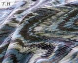 Il tessuto del sofà del jacquard del reticolo di zigzag in 2017