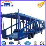 Carregador de carro de tipo fechado reboque do carro de transporte/Veículo semi reboque do veículo