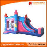 China Princess Jumping exibires os castelo com deslize Combo (T3-226)