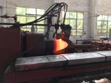 Vérin de filature à chaud de l'équipement transparente