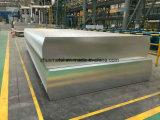 7075 Aerospace e Transporte da Placa de ligas de alumínio