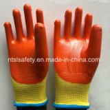 Перчатки сада малышей, перчатки работы, перчатки безопасности детей, перчатки нитрила