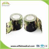 Hersteller-guter Dehnfestigkeit-Bindetierarzt-Verpackungs-Verband