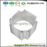 Radiatore di alluminio personalizzato per le coperture del motore