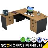 販売の贅沢なコンピュータの管理表のための現代木の事務机