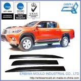ABS Toyota kits de carroçaria Frisos laterais do molde de injeção de carro de guarnição