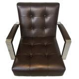 미용 살롱 이발소용 의자 장비를 위한 의자를 유행에 따라 디자인 하는 형식