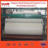 Couvre-tapis modifié de polyester de bitume pour la membrane de imperméabilisation de Sbs/APP