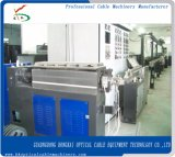 Cat5/5e/6A/7 통신망 케이블 생산 라인을%s 구리 철사 절연제 기계