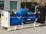 gruppo elettrogeno diesel di valutazione 550kVA di potere del motore BRITANNICO standby di Perkin