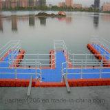 Фотографии и Jiachen сертифицированным инженером по понтонному мосту