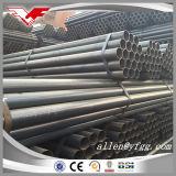 Buoni fabbrica saldata nera del tubo del acciaio al carbonio di programma 40 ERW di prezzi ASTM A53 fornita