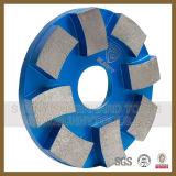 Satellite de diamant meuleuse pour les dalles de granit le Polissage/outil abrasif