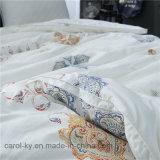 Comforter imbottente della trapunta del Duvet della micro fibra della stampa