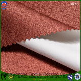 Tela impermeável tecida matéria têxtil do escurecimento da tela do poliéster para a cortina do jacquard e a tampa da cadeira
