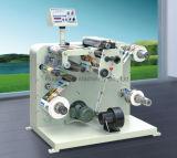 Hohe Kennsatz-Rollenslitter Rewinder Maschine der Präzisions-320mm selbstklebende